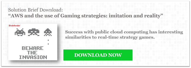 Solution Brief_AWS_Gaming_Strategies