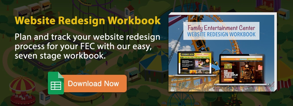 FEC Website Redesign Workbook