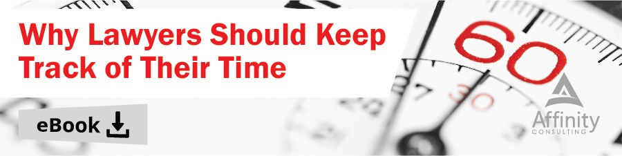 Why Lawyers Should Keep Track of Their Time eBook