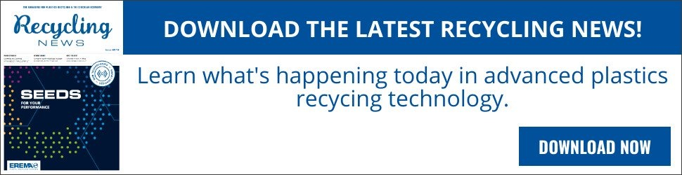 Advanced Plastics Recycling Technology News
