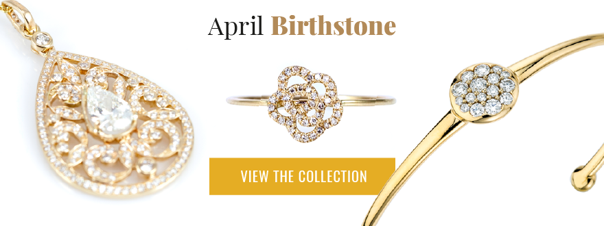April Birthstone: Diamonds