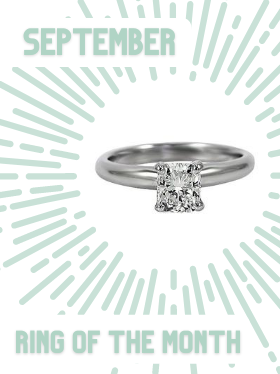 Ring of the Month - AUGUST