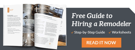 Free Guide to Hiring a Remodeler
