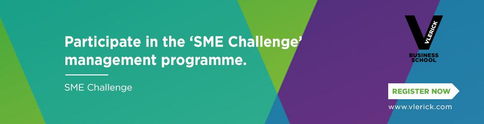 SME Challenge Vlerick Programme