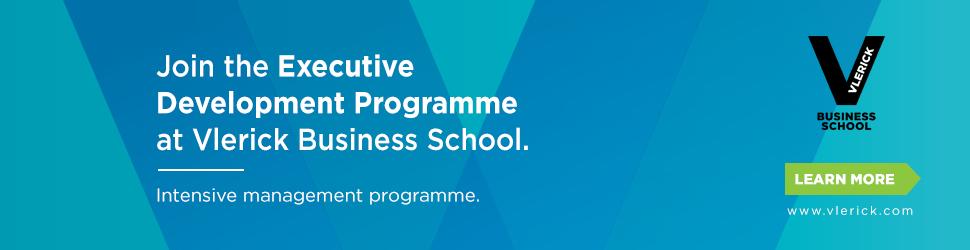 Executive Development Brochure