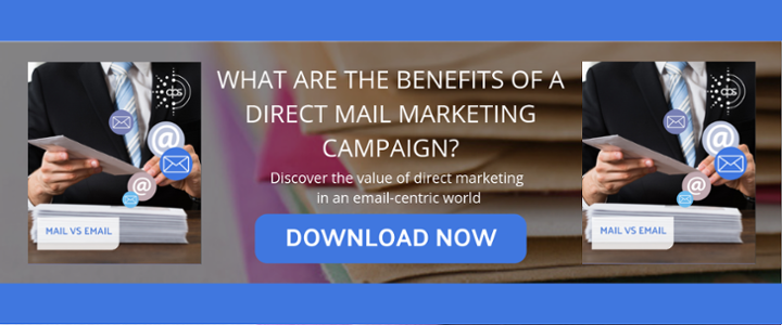 What are the benefits of a direct mail marketing campaign?