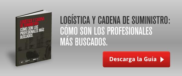 Guía gratuita sobre los profesionales de la logística