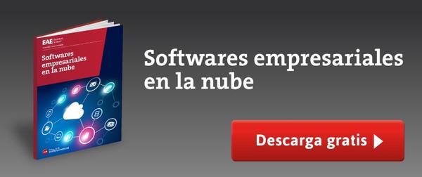Softwares empresariales en la nube