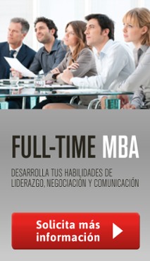 full time mba de eae