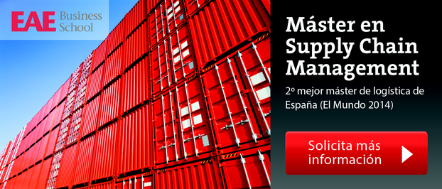Descubre el Máster en Supply Chain Management