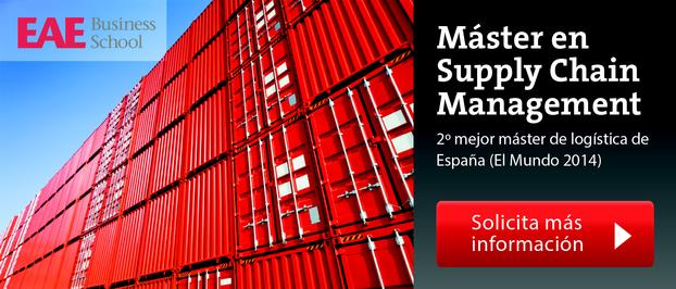 Descubre el Máster en Supply Chain Management