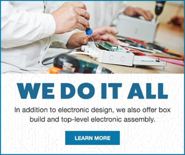 Levison Enterprises is your one stop shop electronic assembly manufacturer