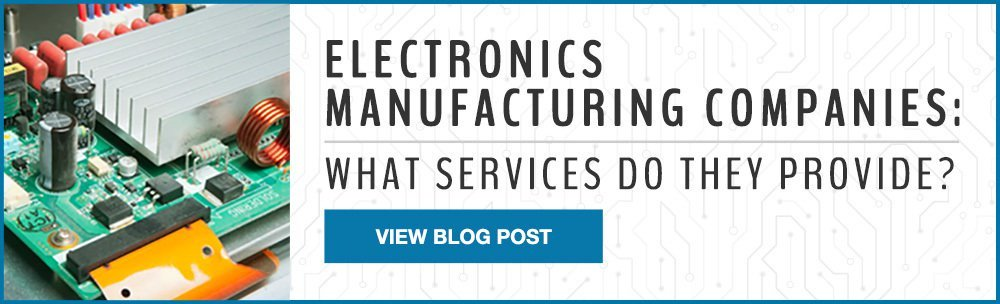 Electronics Manufacturing Companies: What Services Do They Provide