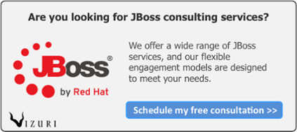 Vizuri JBoss consulting and implementation services free consultation