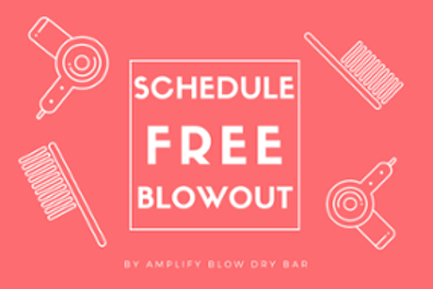 Schedule Free Blowout