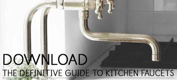 download the definitive guide to kitchen faucets