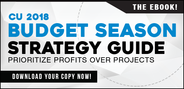 2018 Credit Union Budget Season Strategy Guide