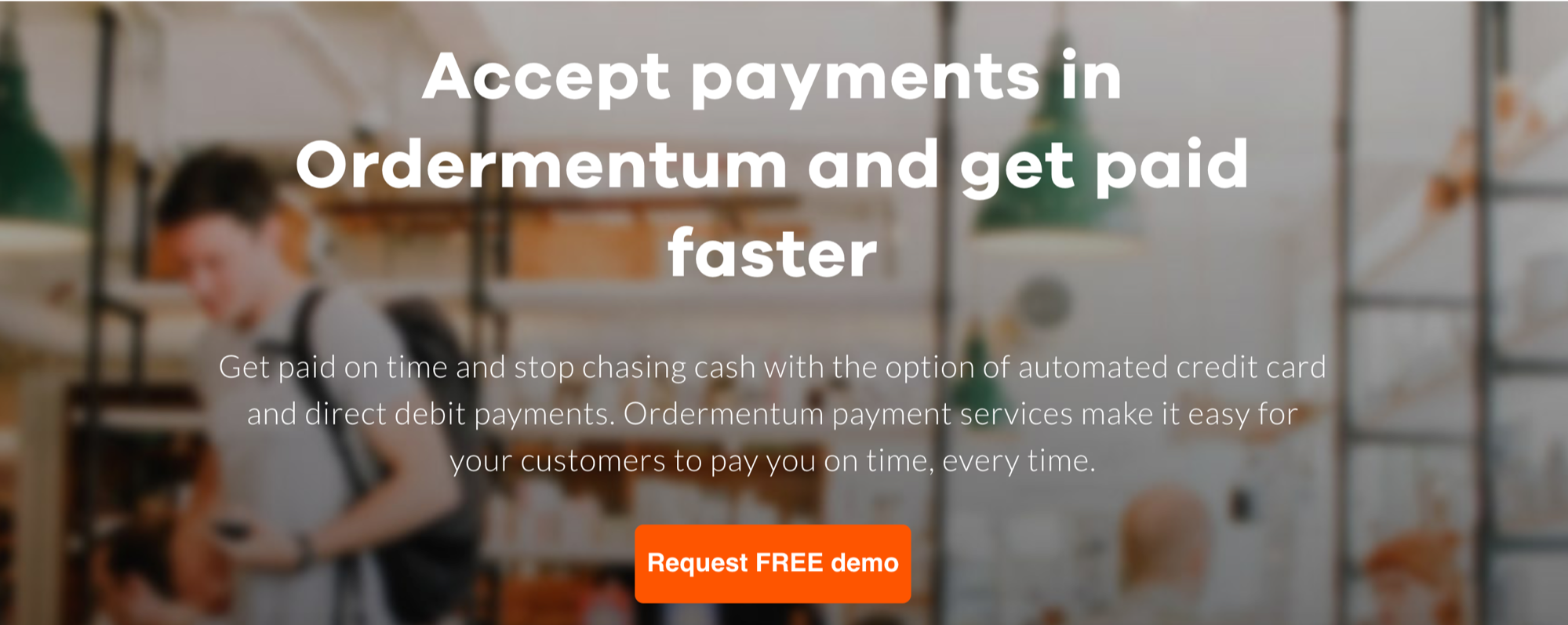 Get Paid Faster - Screenshot Image