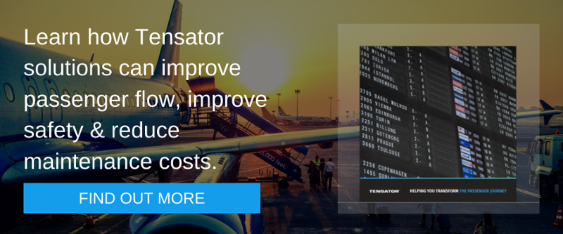 Download The Tensator Airport Brochure