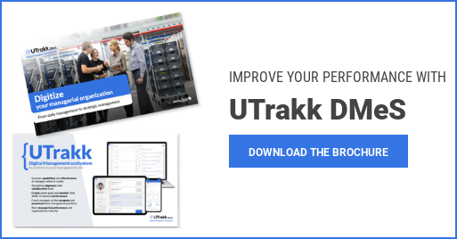 THE 4.0 APP FOR MANAGERS UTrakk DMeS Download the brochure