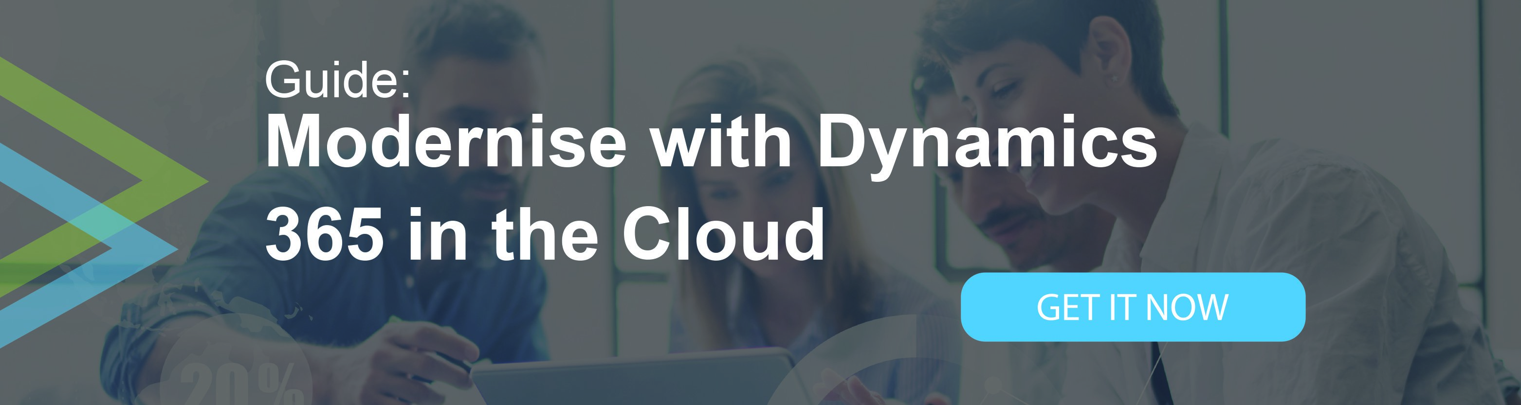 Modernise with Dynamics 365 in the cloud