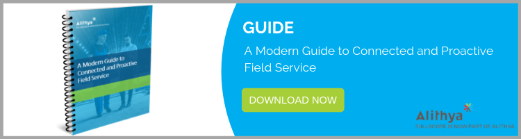 A Modern Guide to Connected and Proactive Field Service