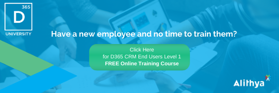 CRM Free Training Offer