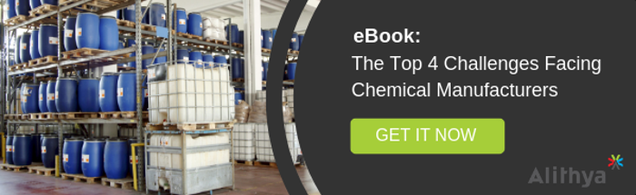 The Top 4 Challenges Facing Chemical Manufacturers