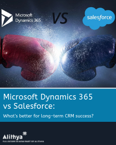 Microsoft Dynamics 365 vs Salesforce: What's better for long-term CRM success?