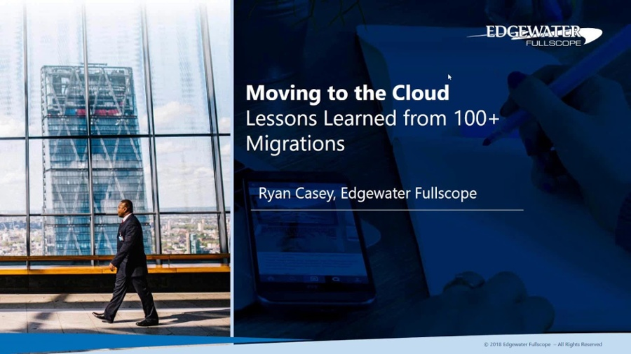 Lessons learned from 100 Dynamics upgrades – On demand webinar
