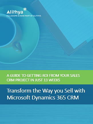 Transform the way you sell with Microsoft Dynamics 365 CRM