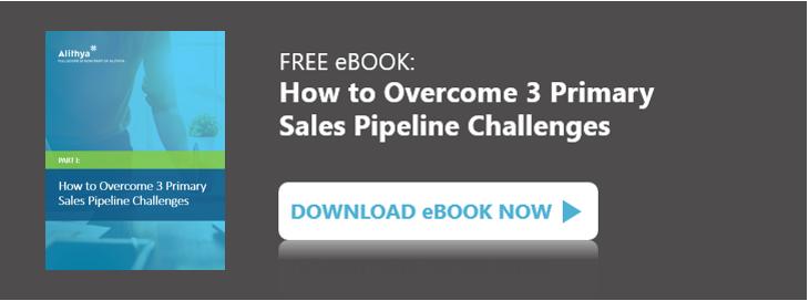 eBook: Overcome 3 Primary Sales Pipeline Challenges