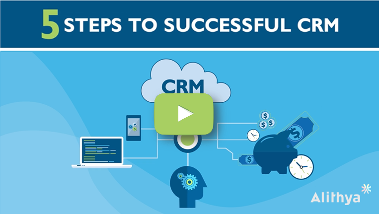 5 Steps to Successful CRM