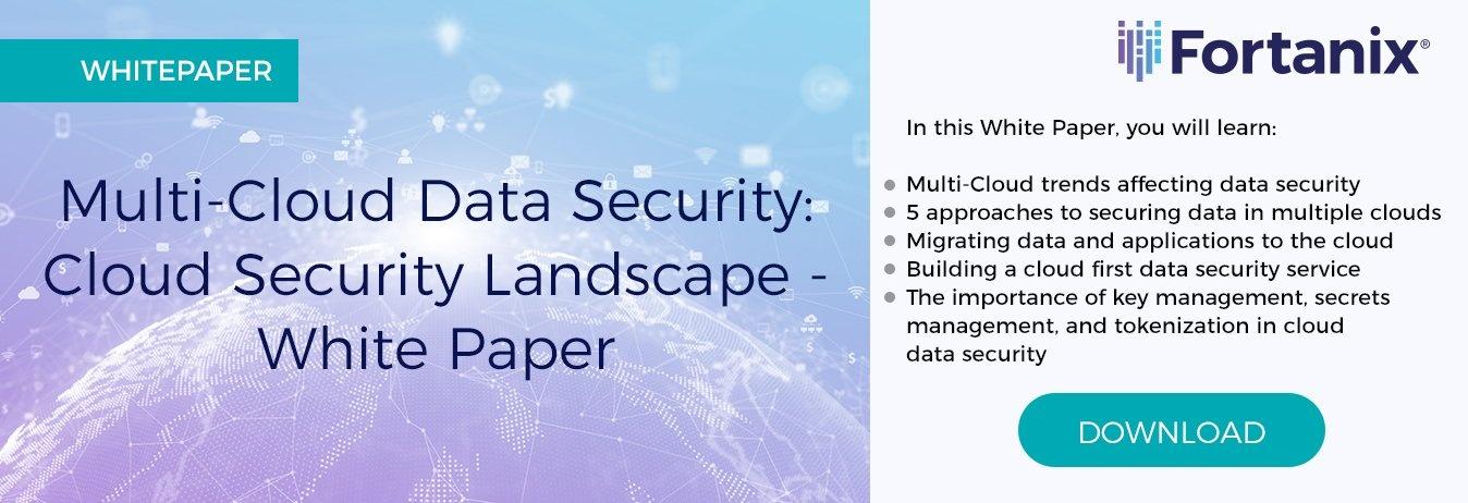 Multicloud data security
