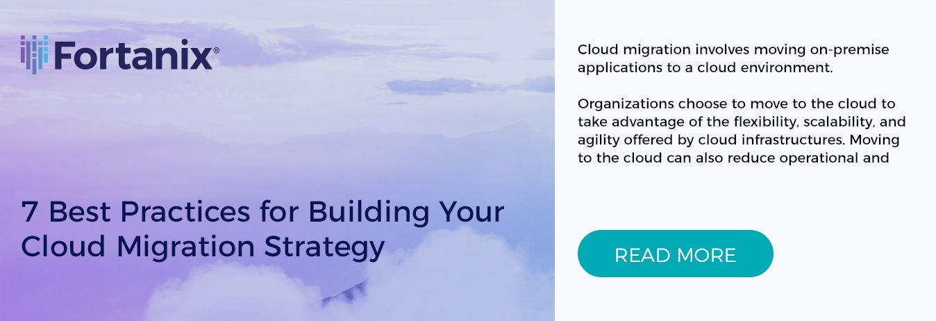 7 Best Practices for Building Your Cloud Migration Strategy