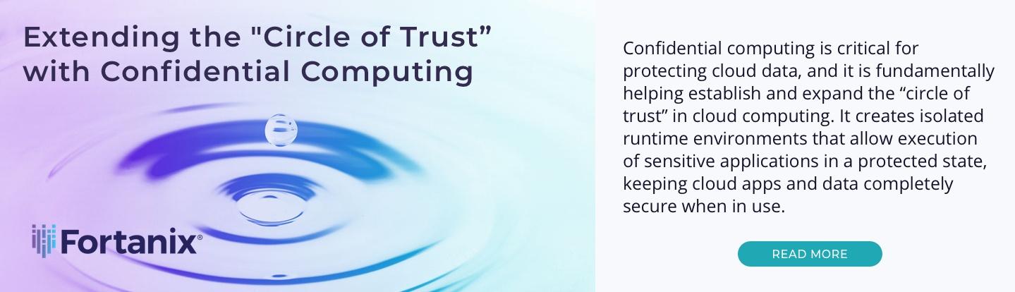 Circle of trust blog
