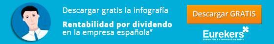 rentabilidad por dividendo en la empresa española