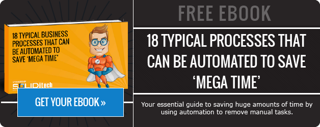 Download 18 typical business processes that can be automated to save mega time