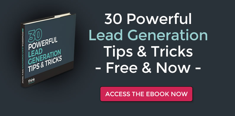 30 Powerful Lead Generation Tips