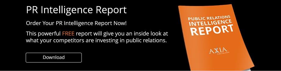 PR Intelligence Report