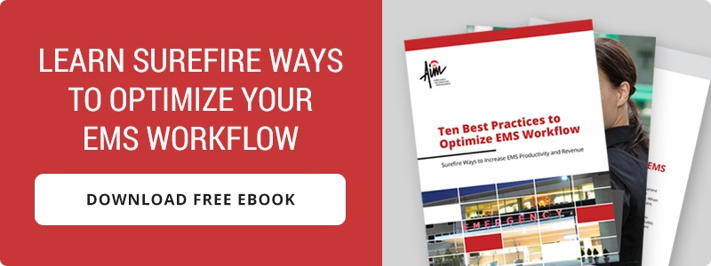Ten Best Practices to Optimize EMS Workflow eBook - Horizontal CTA