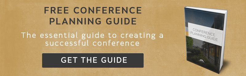 conference planning guide