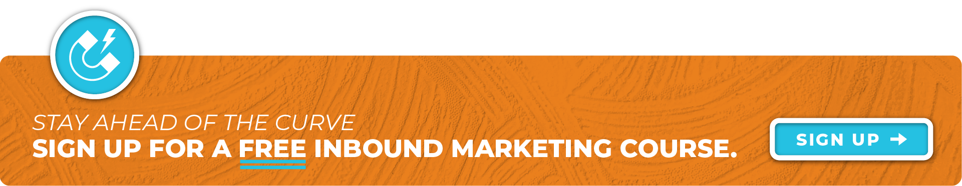 sign up for a free inbound marketing course