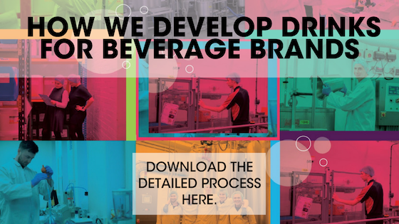 How Simpsons Beverages develop drinks for brands.  Download the detailed process here