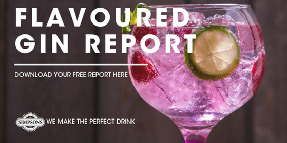 Simpsons Beverages Flavoured Gin Report.  Download here