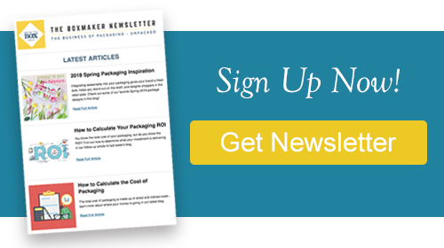 Sign Up for The BoxMaker eNewsletter