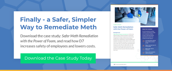 Safer Meth Remediation with Decon7