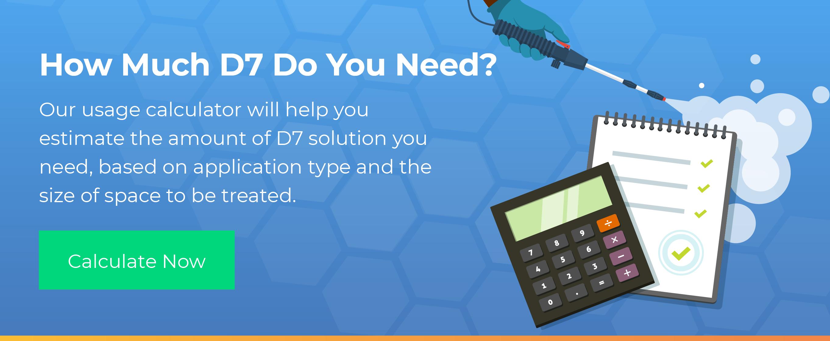 D7 Calculator