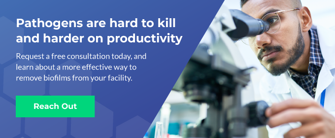 Pathogens are hard to kill and harder on productivity