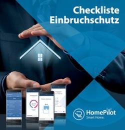 Checkliste Einbruchschutz